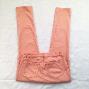 Peach Eileen Fisher Pants